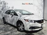 Foto venta Auto Seminuevo Honda Civic Hibrido (2013) color Blanco precio $195,000