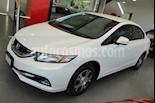 Foto venta Auto usado Honda Civic Hibrido color Blanco precio $189,000