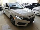 Foto venta Auto usado Honda Civic i-Style Aut (2018) color Blanco precio $305,000