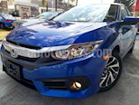 Foto venta Auto usado Honda Civic i-Style Aut (2018) color Azul precio $350,445