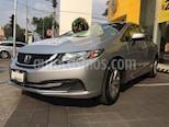 Foto venta Auto usado Honda Civic LX 1.8L Aut color Gris precio $175,000