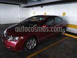 Foto venta Auto usado Honda Civic LX 1.8L (2011) color Rojo precio $120,000