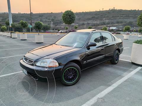 Honda Civic EX-R Aut usado (1998) color Negro precio $44,000