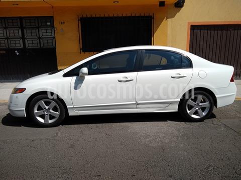 Honda Civic EXL 1.8L usado (2008) color Blanco precio $88,000