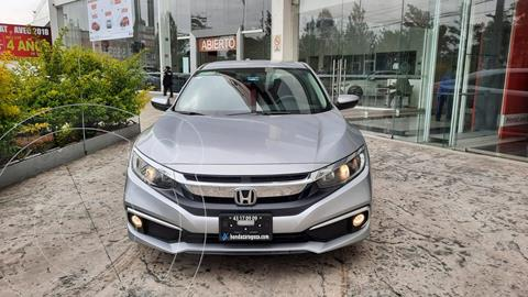 Honda Civic i-Style usado (2019) color Plata Dorado precio $360,000