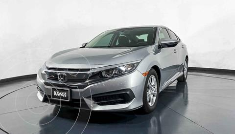 Honda Civic Coupe Turbo Aut usado (2018) color Plata precio $267,999
