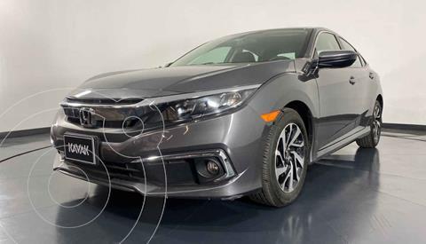 Honda Civic i-Style Aut usado (2019) color Gris precio $344,999