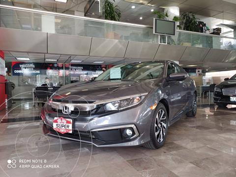 Honda Civic i-Style Aut usado (2019) color Gris Oscuro precio $375,000
