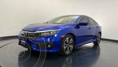 Honda Civic Turbo Plus Aut usado (2018) color Azul precio $332,999