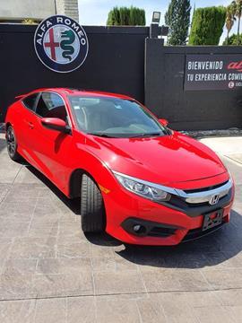 Honda Civic Coupe Turbo Aut usado (2017) color Rojo precio $285,000