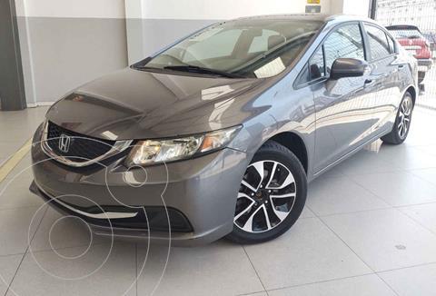 Honda Civic EX 1.8L Aut usado (2014) color Blanco precio $180,000