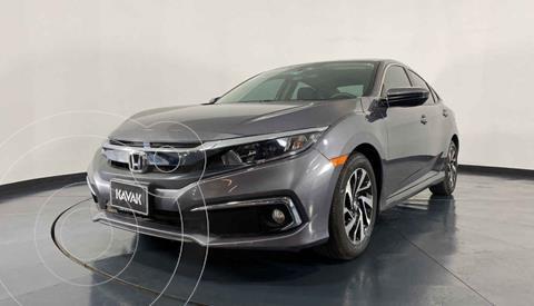 Honda Civic i-Style Aut usado (2019) color Gris precio $347,999