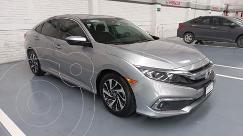 Honda Civic i-Style  usado (2019) color Plata Dorado precio $377,000
