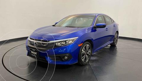 Honda Civic Coupe Turbo Aut usado (2018) color Azul precio $307,999