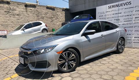 Honda Civic Si Sedan usado (2016) color Plata Dorado precio $279,999