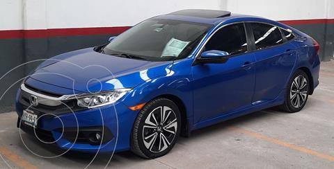 foto Honda Civic Turbo Plus Aut usado (2016) color Azul precio $287,000
