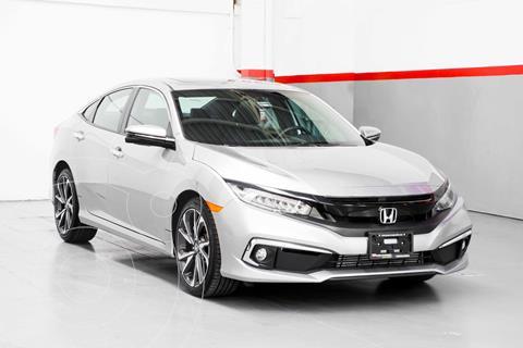 Honda Civic Touring Aut usado (2020) color Plata Dorado precio $445,000