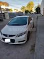 Honda Civic Coupe EX 1.8L Aut usado (2013) color Blanco precio $152,000