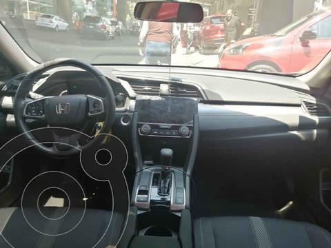 Honda Civic i-Style Aut usado (2018) color Gris precio $290,000