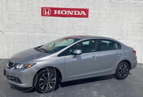 Honda Civic EXL 1.8L Aut usado (2013) color Plata precio $198,900