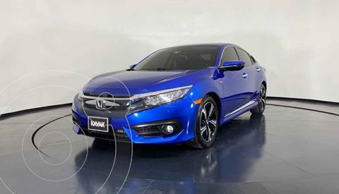 Honda Civic Touring Aut usado (2018) color Azul precio $355,999