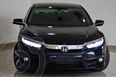 Honda Civic Touring Aut usado (2018) color Negro precio $350,000