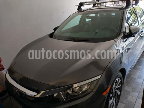 Honda Civic EX usado (2016) color Acero precio $250,000