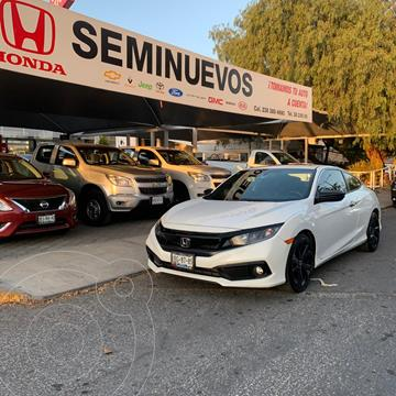 Honda Civic Coupe Turbo Aut usado (2019) color Blanco precio $379,000