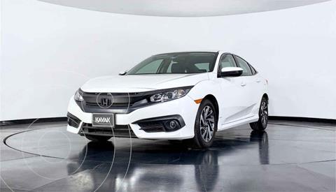 Honda Civic i-Style Aut usado (2018) color Blanco precio $339,999