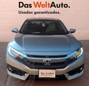 Honda Civic Touring Aut usado (2018) color Plata Diamante precio $350,000
