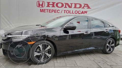 Honda Civic Touring Aut usado (2018) color Negro precio $353,900