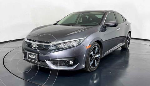 Honda Civic Touring Aut usado (2018) color Gris precio $364,999