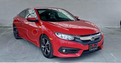 Honda Civic Coupe Turbo Aut usado (2017) color Rojo precio $332,990