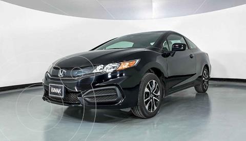 Honda Civic Coupe EX 1.8L Aut usado (2014) color Negro precio $199,999