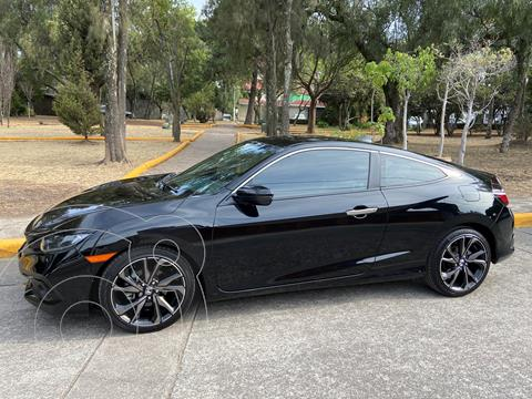 Honda Civic Coupe Sport Plus Aut usado (2019) color Negro Cristal precio $375,000