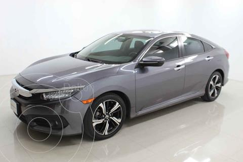 Honda Civic Touring Aut usado (2018) color Gris precio $358,000