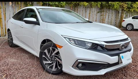 Honda Civic i-Style Aut usado (2019) color Blanco precio $345,000