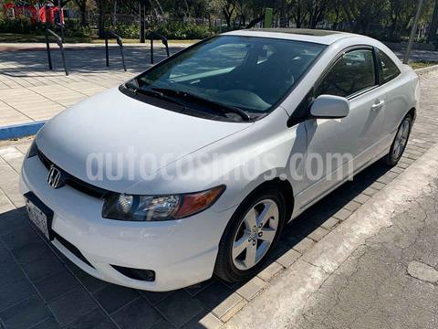 Honda Civic Coupe EX 1.8L usado (2008) color Blanco precio $139,900