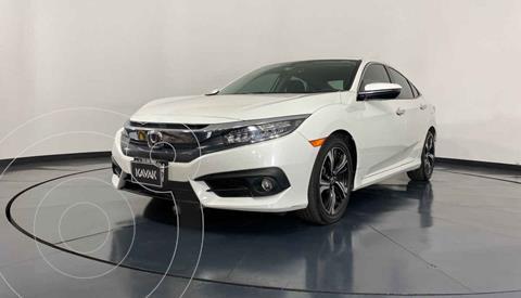 Honda Civic Touring Aut usado (2018) color Blanco precio $372,999