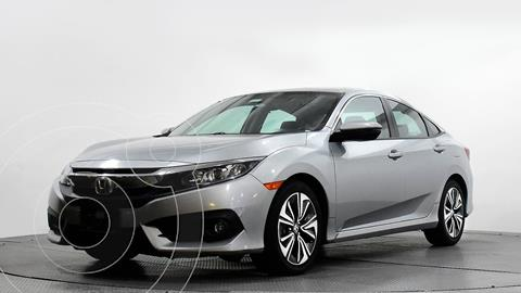 Honda Civic Turbo Plus Aut usado (2018) color Plata Dorado precio $295,000