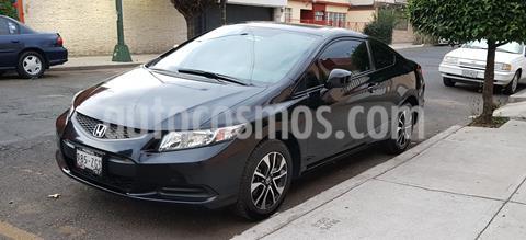 Honda Civic Coupe EX 1.8L Aut usado (2013) color Negro precio $159,000