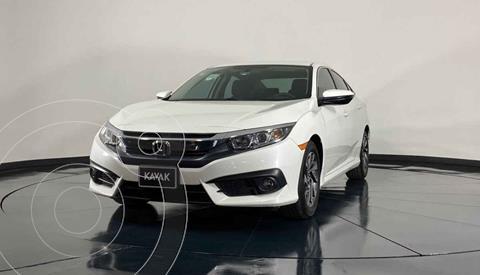 Honda Civic i-Style Aut usado (2018) color Blanco precio $317,999