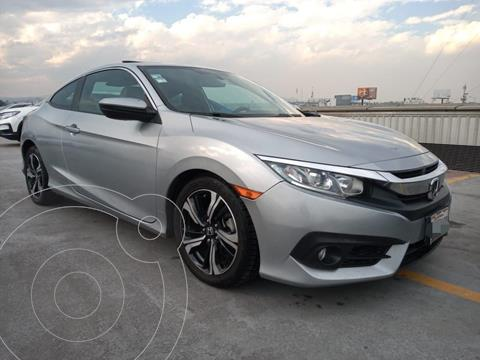 Honda Civic Coupe Turbo Aut usado (2017) color Plata Dorado precio $289,900