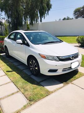 Honda Civic EXL 1.8L Aut usado (2012) color Blanco precio $167,500