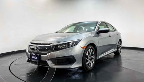 Honda Civic Coupe Turbo Aut usado (2018) color Plata precio $262,999