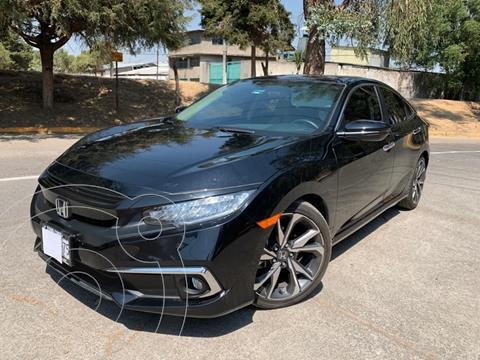 Honda Civic Touring Aut usado (2020) color Negro precio $435,000