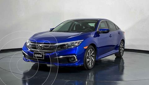 Honda Civic i-Style Aut usado (2019) color Azul precio $357,999