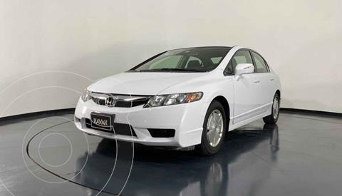 Honda Civic Hibrido usado (2010) color Blanco precio $132,999
