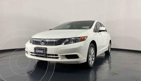 Honda Civic Coupe EX 1.8L usado (2012) color Blanco precio $154,999