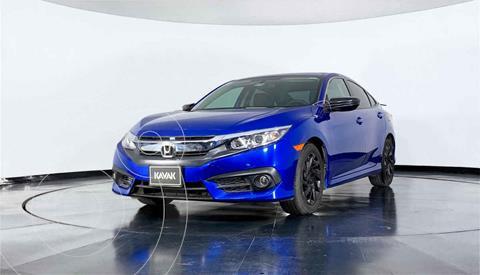 Honda Civic i-Style Aut usado (2018) color Azul precio $337,999